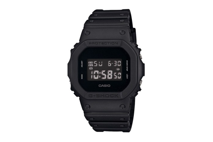 Casio G-Shock DW-5600BB-1DR Limited Edition