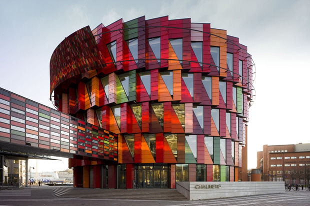 Chalmers Campus Lindholmen by Wingårdh Arkitektontor