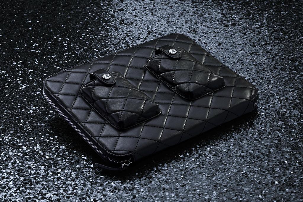 Chanel 2012 Spring/Summer Lambskin iPad Case