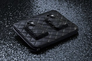 Chanel 2012 Spring/Summer Lambskin iPad Case