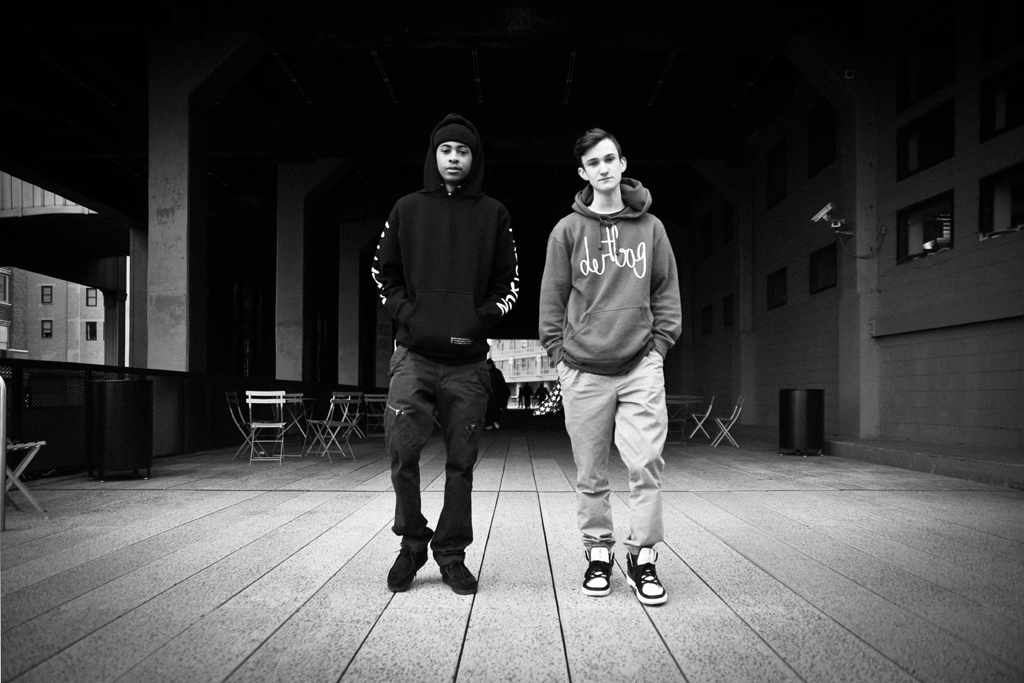 Children are The Future: An Interview with Phil Post of dertbag and Kobi McLemore of Death Precision, Inc.