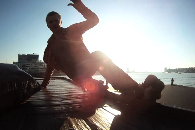 CITYHOPPER: Sven Boekhorst Rollerblading Video Project