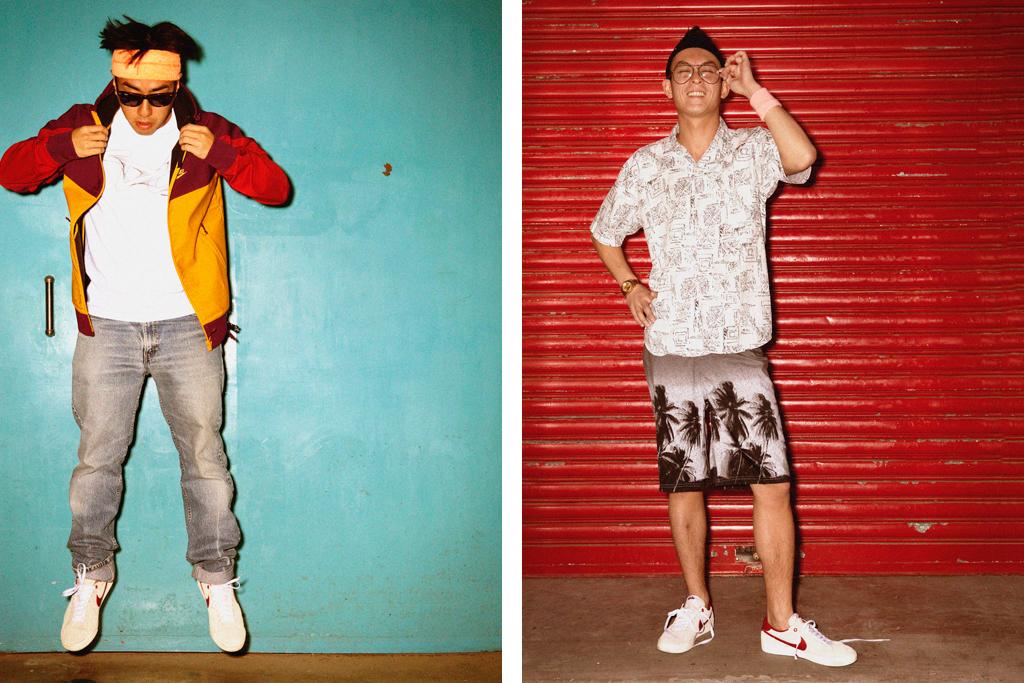 CLOT x Nike Tennis Classic Suede Lookbook