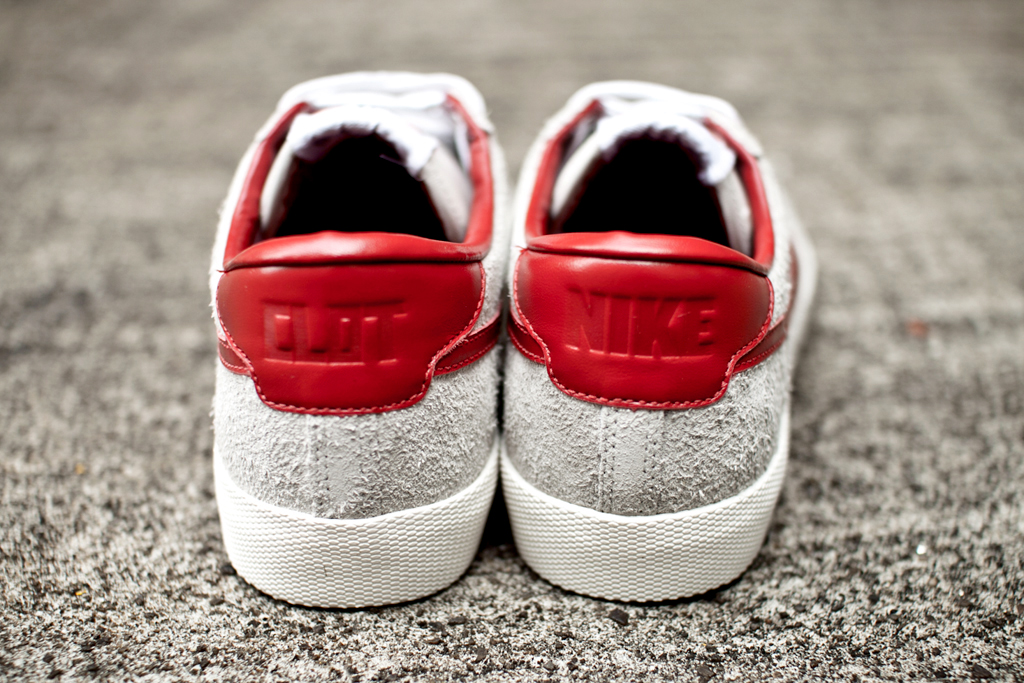 clot x nike tennis classic suede further look