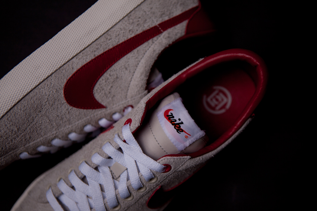 CLOT x Nike Tennis Classic Suede Preview
