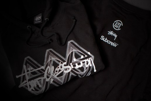 Stussy x CLOT x Subcrew 2012 Capsule Collection Preview