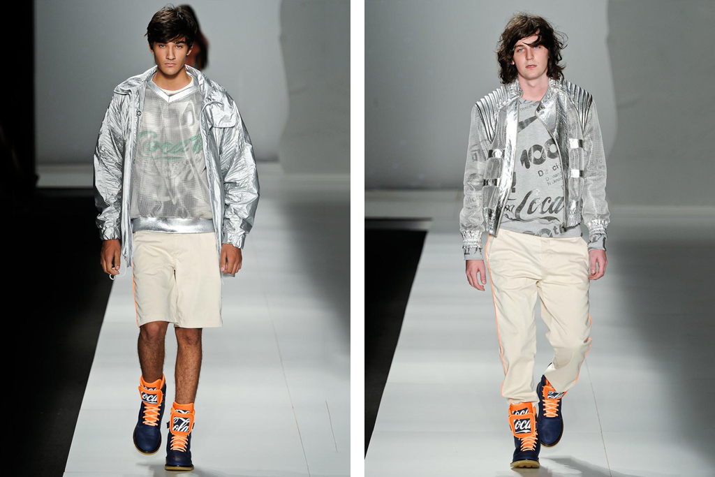 Coca-Cola Company 2012 Fall/Winter Collection