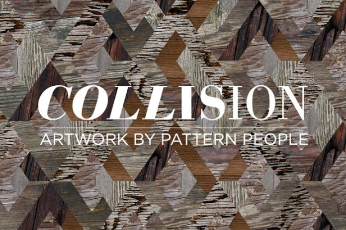 COLLISION by Pattern People