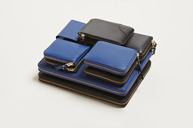 comme des garcons 2012 springsummer wallet collection