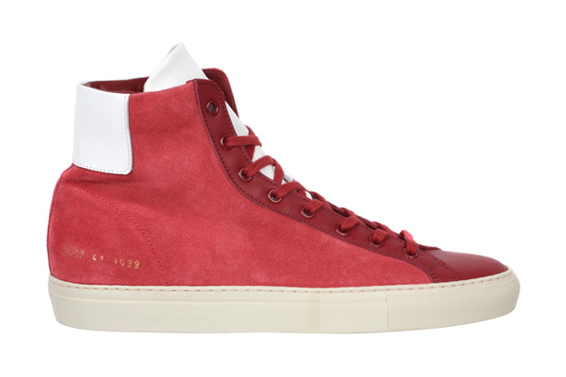 Common Projects 2012 Spring/Summer High Top Sneakers