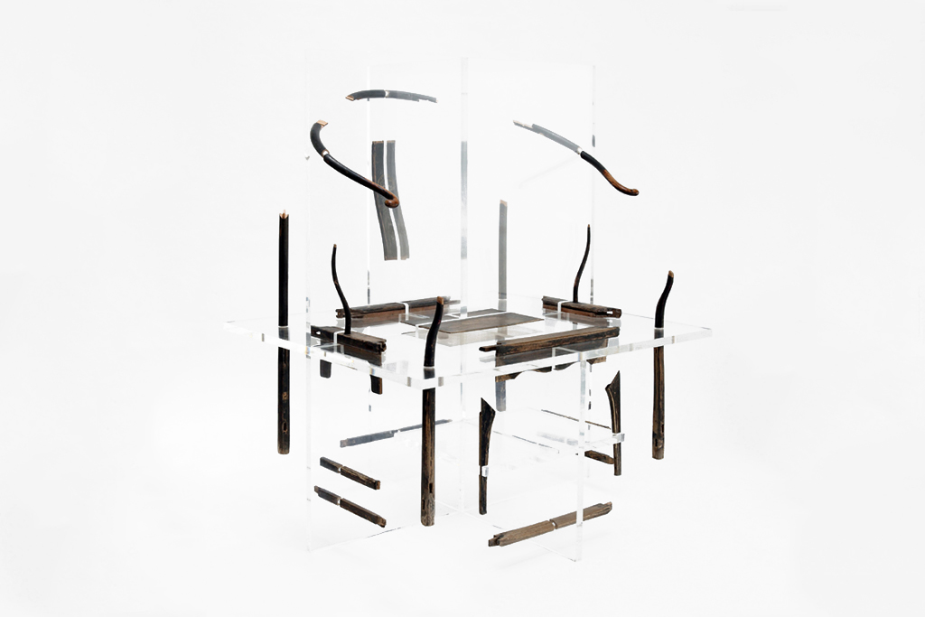 Contemporary Chinese Furniture by Shao Fan