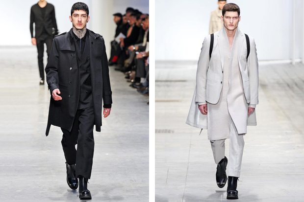 Costume National Homme 2012 Fall/Winter Collection