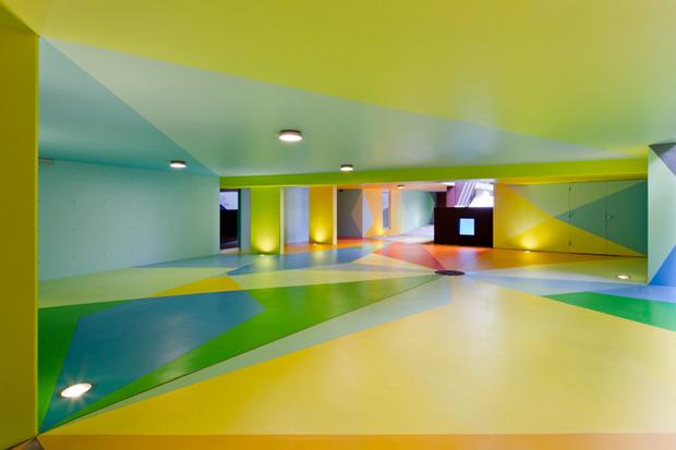 craig karl 72dp underground car park in sydney