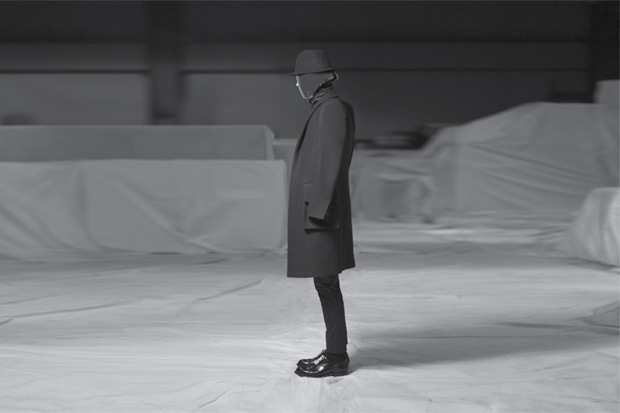"""Cy Choi 2012 Fall/Winter """"Balloonist"""" Collection"""