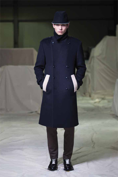 "Cy Choi 2012 Fall/Winter ""Balloonist"" Collection"
