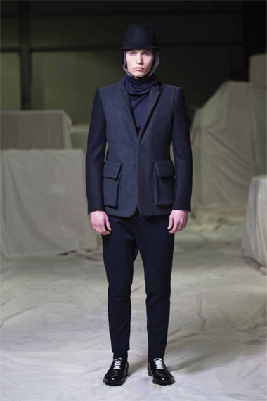 cy choi 2012 fallwinter balloonist collection