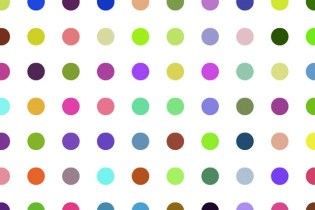 Damien Hirst Spot Prints Launch Event