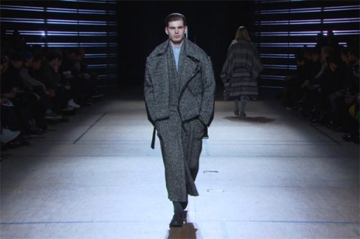 Damir Doma 2012 Fall/Winter Runway Video