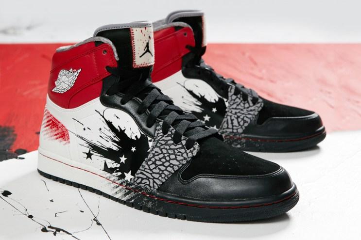 Dave White x Air Jordan 1 Retro 2012 Spring Announcement