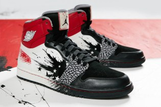 Dave White x Air Jordan 1 Retro 2012 Spring Announcement