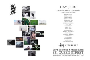 Day Job? POW WOW Hawai'i 2012 Photo Exhibition @ Loft in Space