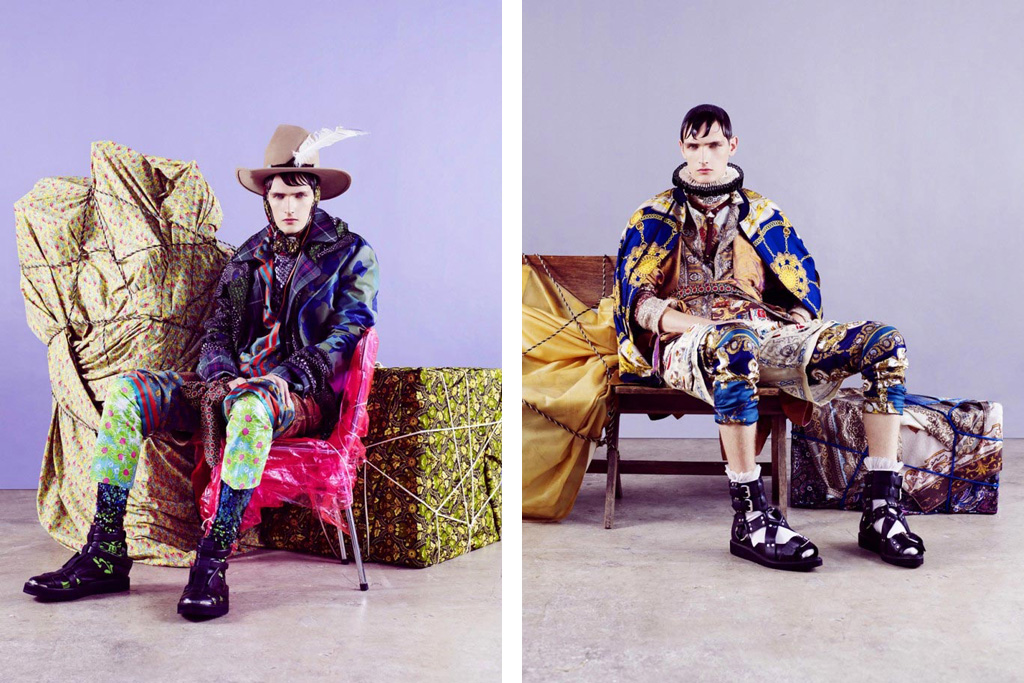 Dazed & Confused: 2012 Spring/Summer Editorial
