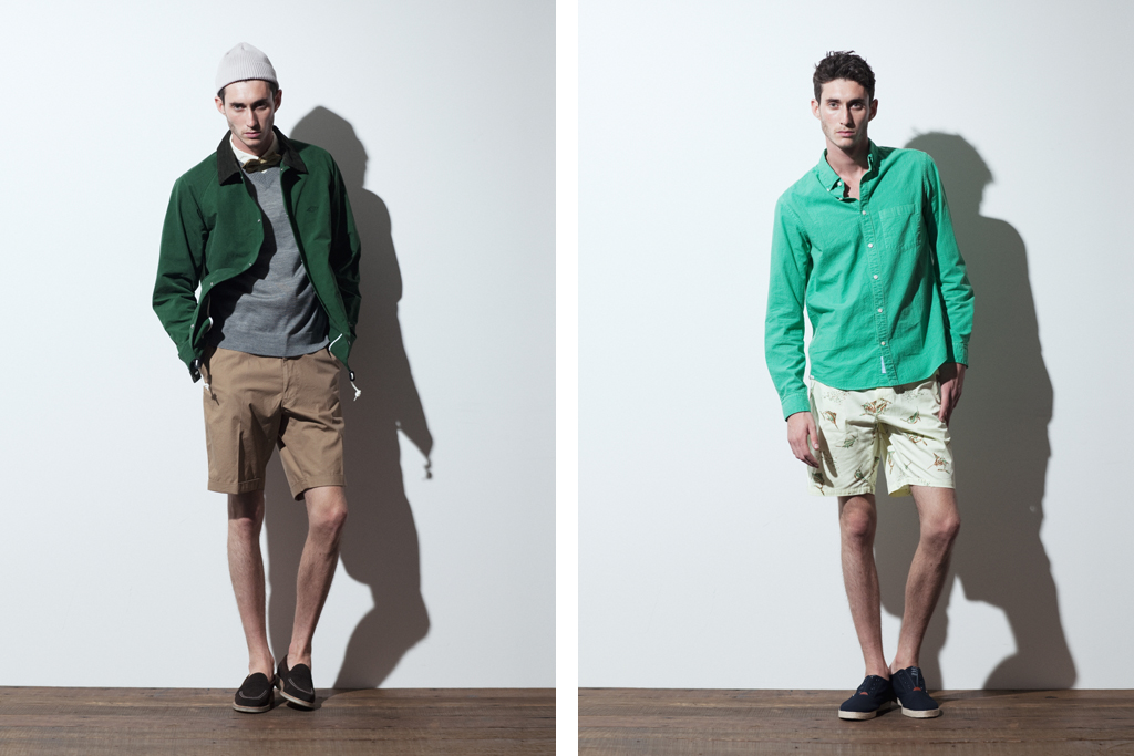 Deluxe 2012 Spring/Summer Collection