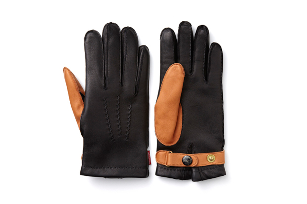 nexusvii x dents leather gloves
