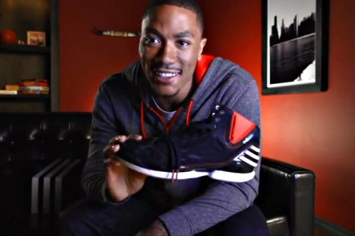 Derrick Rose: adidas adiZero Rose 2.5 Sneaker Review