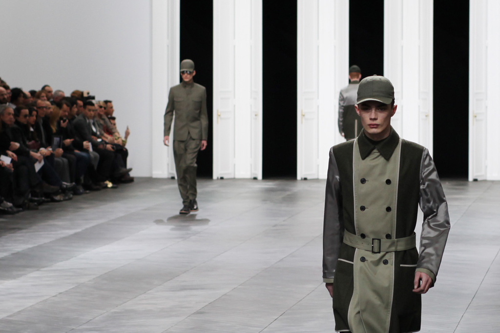 Dior Homme 2012 Fall/Winter Collection