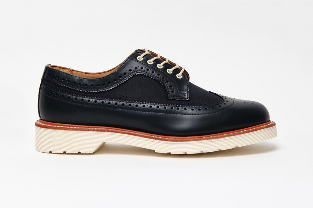 Dr. Martens 2012 Spring/Summer Windsor Alfred Brogue Shoe