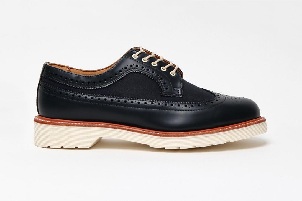 Dr. Martens 2012 Spring/Summer Windsor Alfred Brogue Shoe