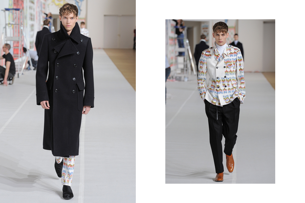 Dries Van Noten 2012 Fall/Winter Collection