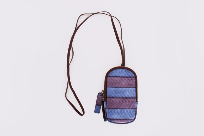 Dries Van Noten iPhone Wallet