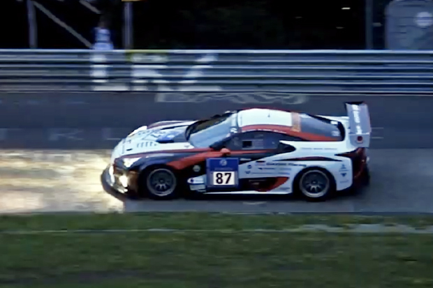 DRIVE: The 24 Hours of Nürburgring Experience