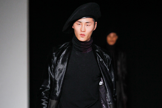 Emporio Armani 2012 Fall/Winter Collection