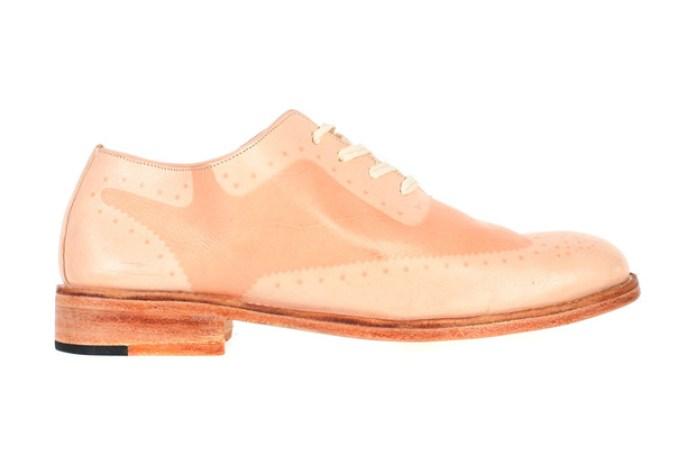 Esquivel Leather Low Shoes