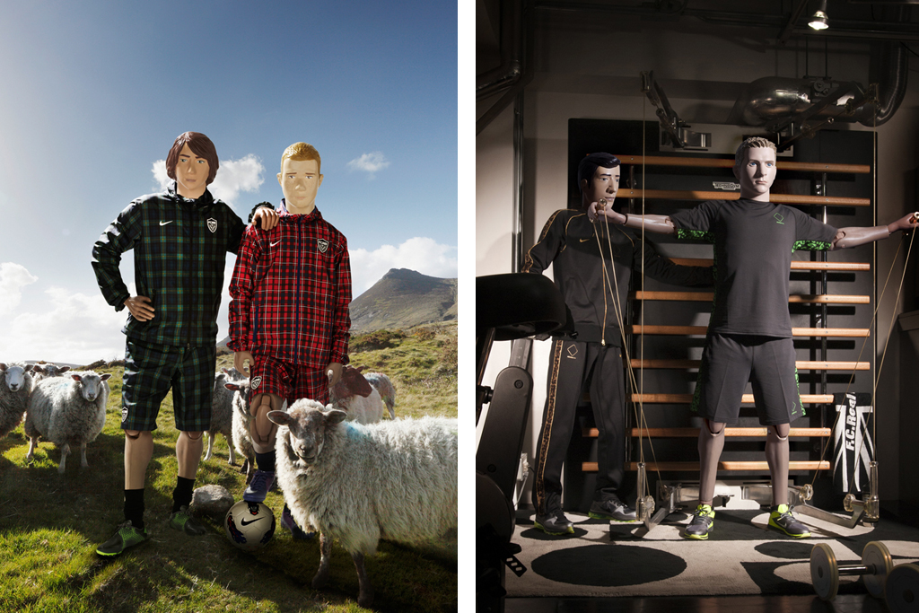 F.C.R.B. 2012 Spring/Summer Lookbook