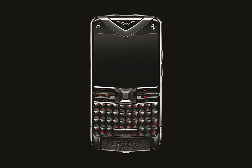Ferrari x Vertu Constellation Quest