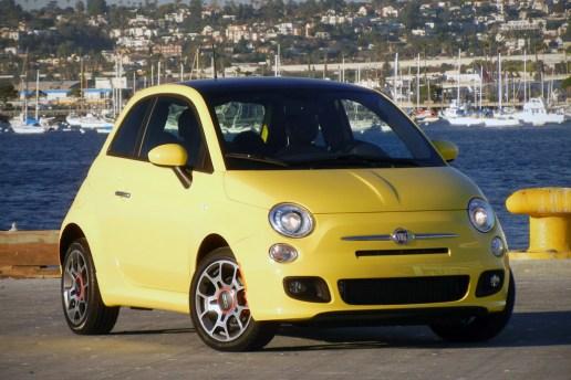 Fiat 500L Five-door