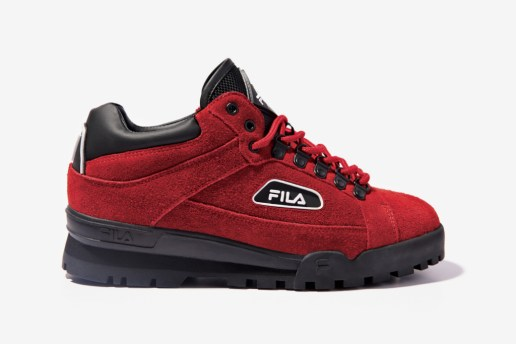 Foot Patrol x FILA Trailblazer AM