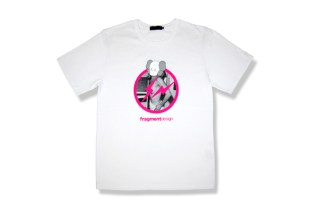 "fragment design x OriginalFake ""Girl Circle"" T-Shirt"