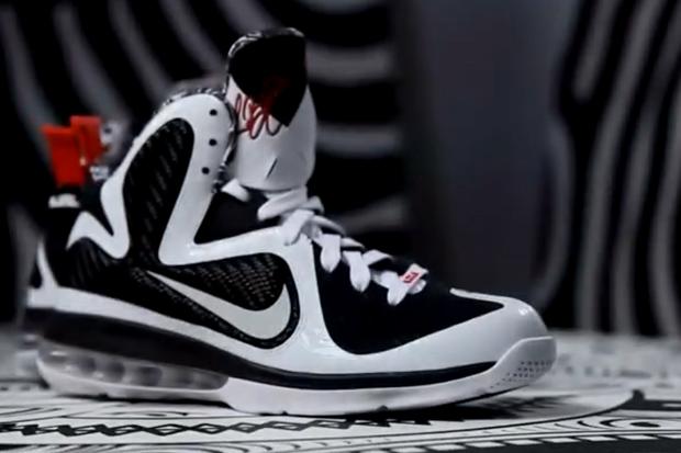 Freegums x Nike LeBron 9