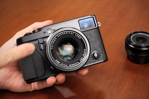 Fuji Guys: Fujifilm X-Pro1 Hands-on Preview