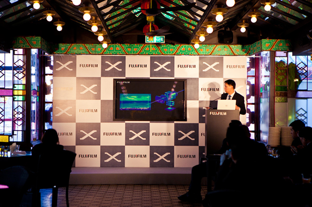 Fujifilm X-Pro1 Hong Kong Launch Event Recap