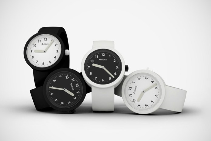 "Fullspot O Clock 2012 ""Numbers"" Collection"