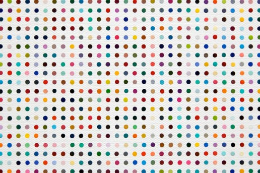 Gagosian Gallery Announces Damien Hirst Spot Challenge Winners