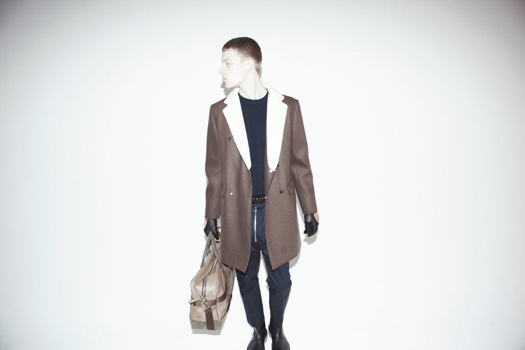 Giuliano Fujiwara 2012 Fall/Winter Collection