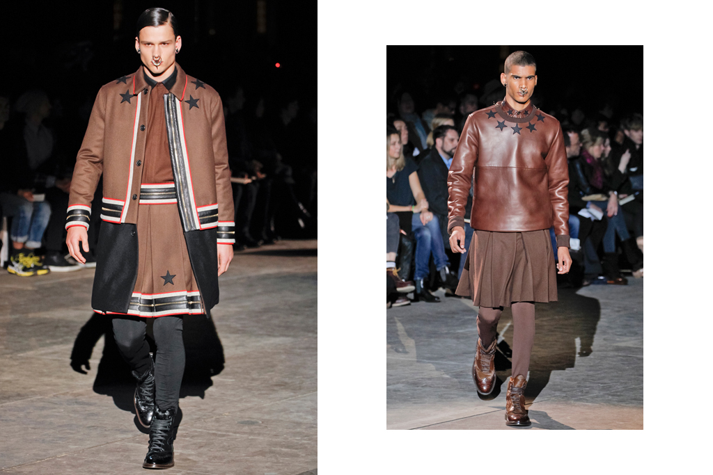 givenchy 2012 fallwinter collection 2