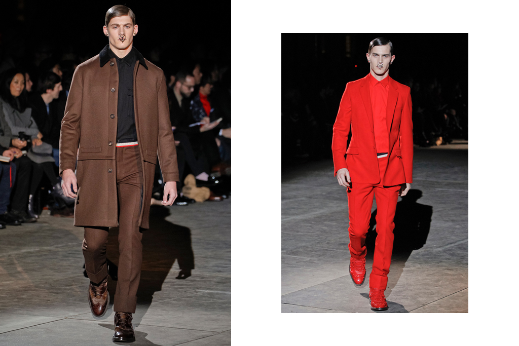 Givenchy 2012 Fall/Winter Collection